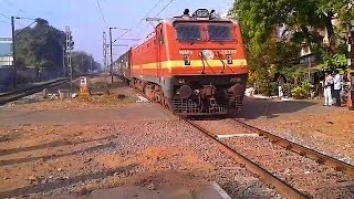 WAP4 Trivandrum-Chennai Egmore Ananthapuri Express
