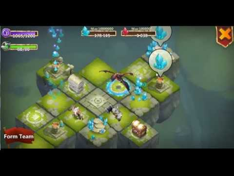 Castle Clash How To Get Moltanica Free!!