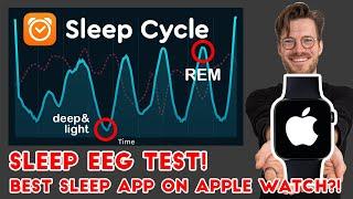 Sleep Cycle App Review: Apple Watch Science Test screenshot 3