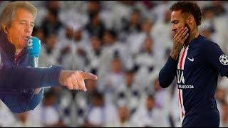 Manolo Lama, tras el Madrid-PSG:
