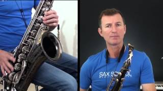 Have Yourself a Merry Little Christmas   Tenor Sax