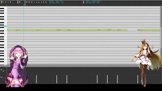 Galaco Ft Yuzuki Yukari V4 Creatvie Ghost Remix Vocaloid Cover