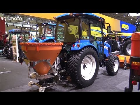 The 2018 New Holland Boomer 50 Tractor