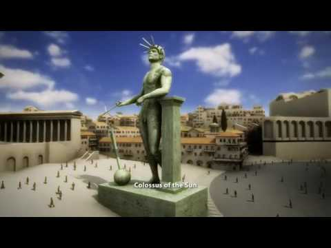 rome reborn 22 a tour of ancient rome in 320 ce