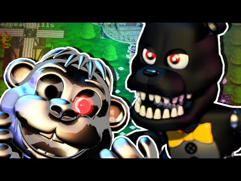 EVERYTHING'S CHANGED & CHIPPY'S REVENGE?! | FNAF World #8
