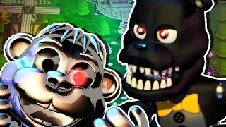 EVERYTHING'S CHANGED & CHIPPER'S REVENGE?! | FNAF World #8