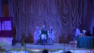 Мюзикл Мама - 9 лет спустя. Выступление  в Пансионате для ветеранов труда № 17