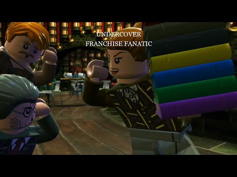 LEGO HARRY POTTER YEARS 5-7. INFILTRATION!!! |