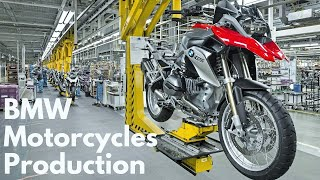 BMW Motorcycles Production thumbnail