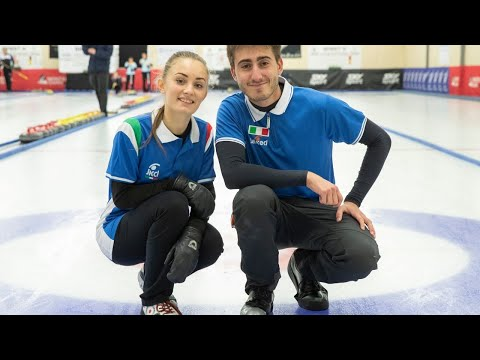 Curling Day 3 Session 9: Mixed Doubles Curling Tournament Presented By Forsyth Barr
