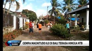 Download Video Gempa Magnitudo 6,0 di Bali Terasa Hingga NTB dan Banyuwangi MP3 3GP MP4