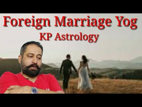 Repeat Foreign Marriage - in KP Astrology by Aries Vivek Gogna