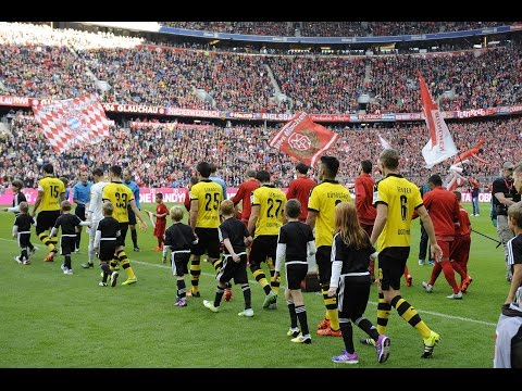 Special: FC Bayern vs Dortmund - How the world watched the Klassiker!