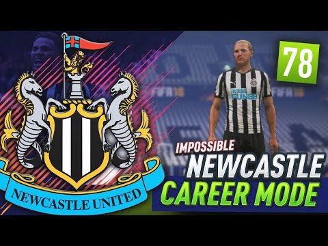 WE FOUND A 78 RATED YOUTH ACADEMY PLAYER!!! FIFA 18 NEWCASTLE UNITED CAREER MODE #5