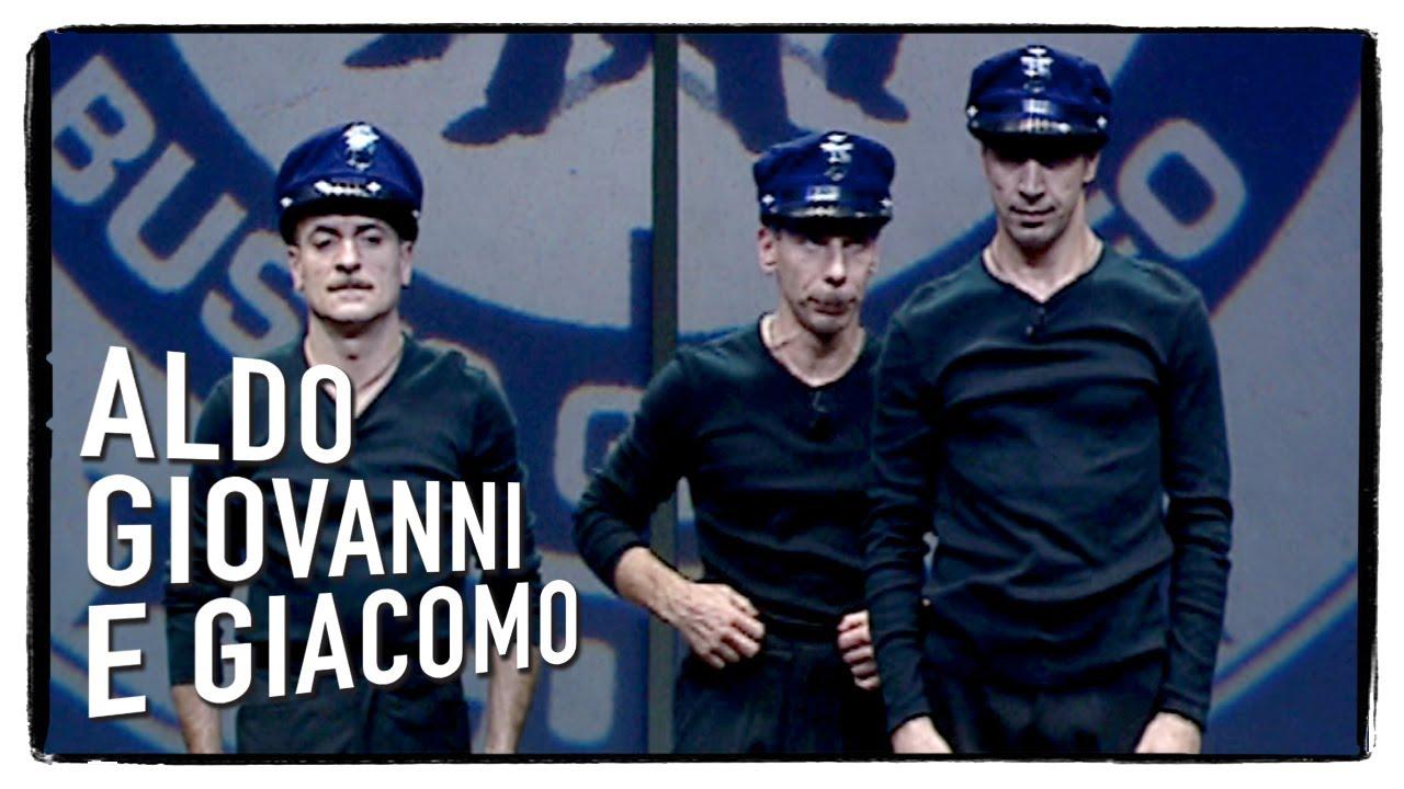 Download Scuola di Polizia con Dexter e Sugar | Aldo Giovanni e Giacomo - Tel chi el telun