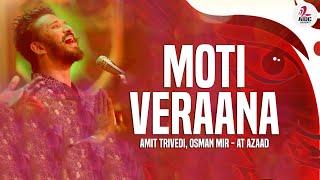 Moti Veraana   Amit Trivedi   Osman Mir   AT Azaad   Navratri Song 2020   AIDC Gujarati
