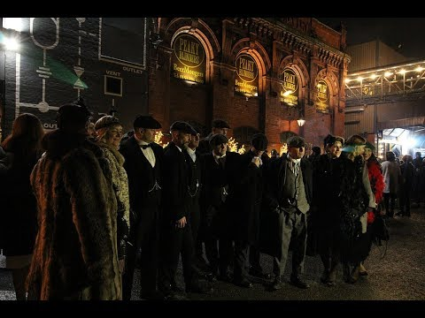 Peaky Blinders Bar opens in Baltic Triangle