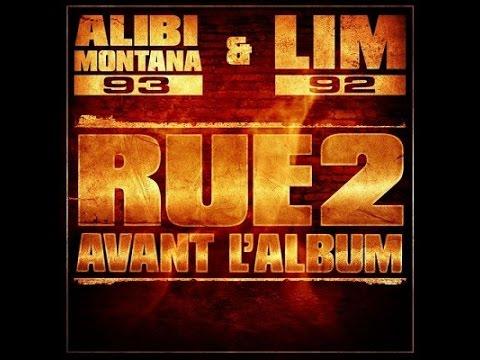 LIM feat. Alibi Montana - Sur un coup de tête