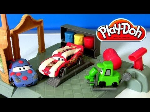 Play Doh Cars Ramone
