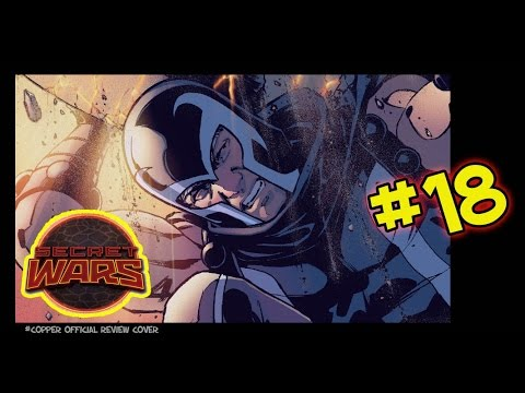 Magneto #18 [Secret Wars] Review