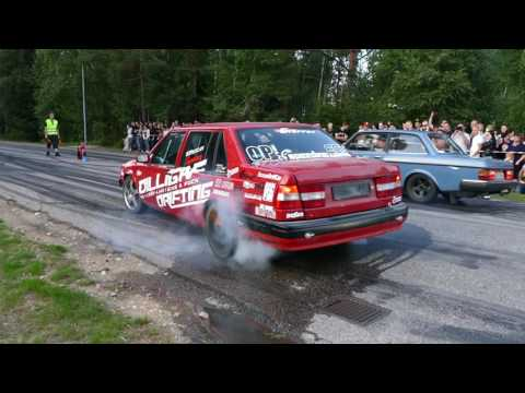 Streetrace Sweden Osby Midsummer Mayhem! Rides Of Sweden