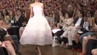 Дебют Рафа Симонса в качестве дизайнера Dior