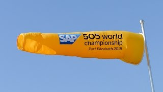 Day 6 - SAP 5O5 World Championship 2015 - Port Elizabeth, South Africa