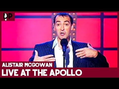 Alistair McGowan   At The Apollo  Season 5  Dead Parrot