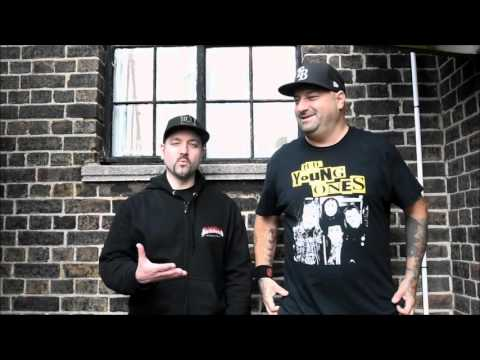 HATEBREED's Frank & Wayne On 'The Concrete Confessional', Songwriting, Donald Trump & Touring (2016)