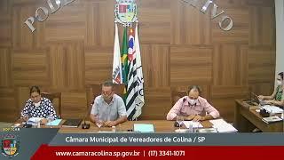 Câmara Municipal de Colina - 7ª Sessão Ordinária 04/05/2020
