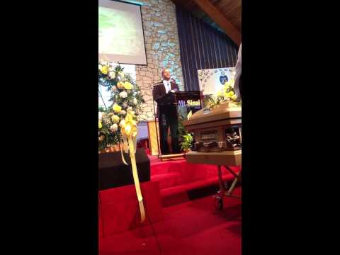 Eulogy by Son-in-Law Pastor Ronald Jean-Baptiste