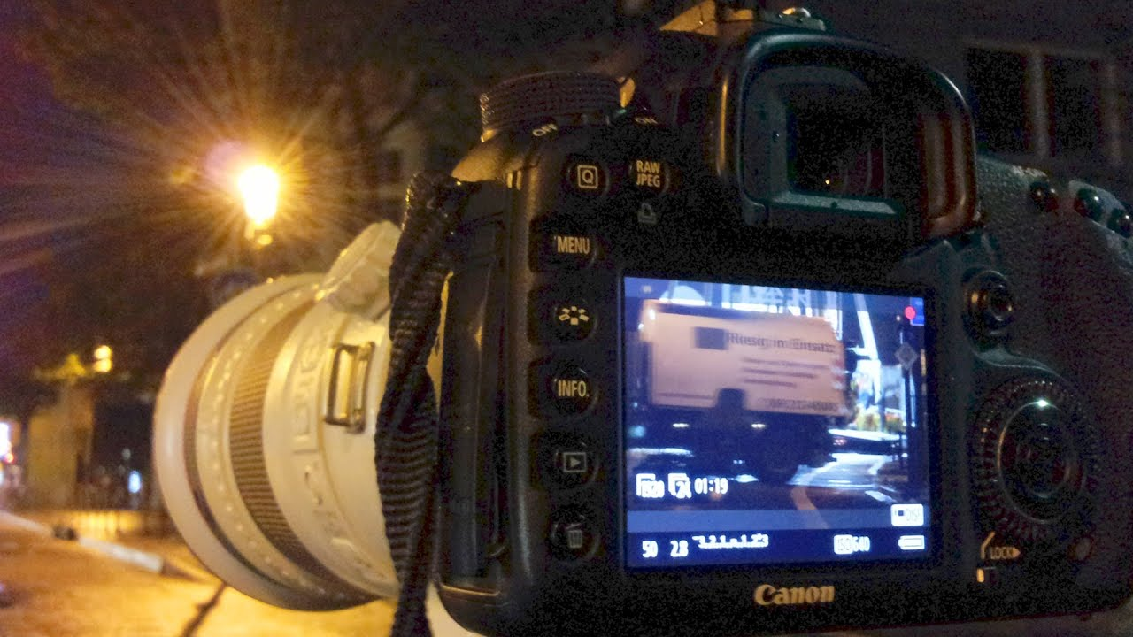 & Canon 7D + 300mm F/2.8 IS II: Low Light Video Samples - YouTube azcodes.com