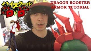 High School DXD: Issei Dragon Booster Armor Tutorial