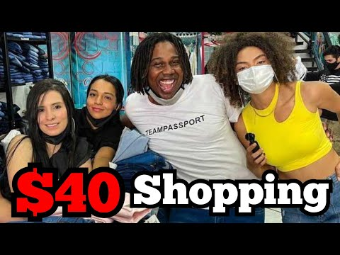 $40 Holiday Shopping Surprise In Bogota Colombia Slum #Afro-Columbian