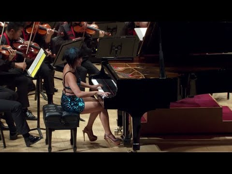 Yuja Wang : Tchaikovsky's Piano Concerto No. 1 & Encore at Carnegie Hall (FULL Video in HD)