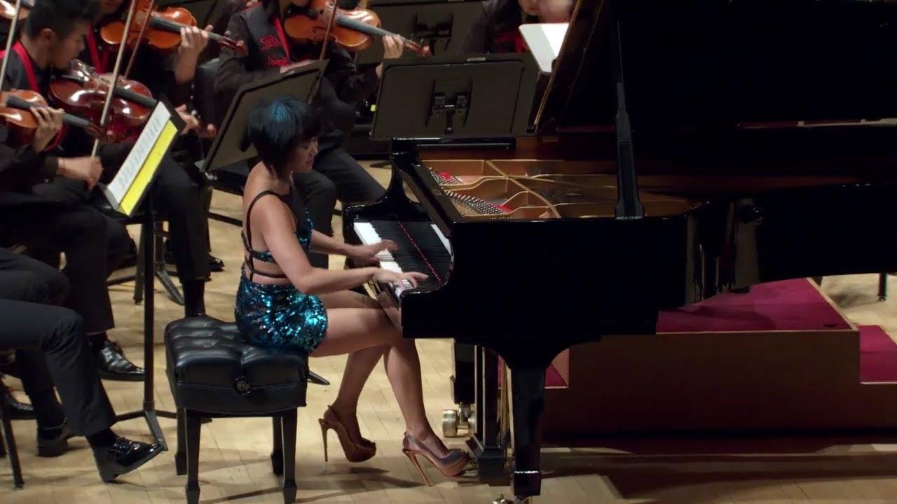 Yuja Wang Stars in an International Tour of Music   99 5 WCRB