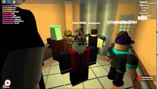 Roblox-The Normal Elevator Part 3/3