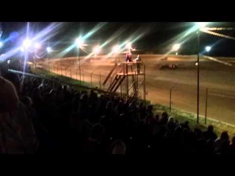 Modified Heat 1 part 2/2 Chandler Motor Speedway