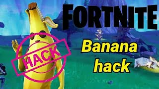 I found a hacker in the Fortnite... He disappeared out of nowhere!!!