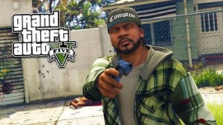 GTA 5 PC Mods - REAL LIFE THUG MOD #2! GTA 5 Real Life Mod Gameplay! (GTA 5 Mod Gameplay)