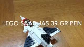 LEGO Saab JAS 39 Gripen