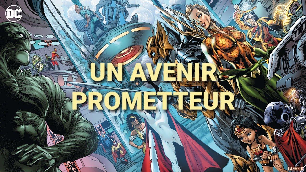 Download DC UNIVERSE ONLINE ! VERS UN AVENIR MEILLEUR !