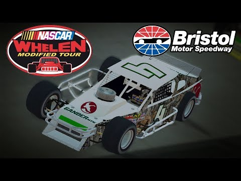 The Struggle Continues.. | iRacing: Whelen Tour Modified Series @ Bristol | S2R5