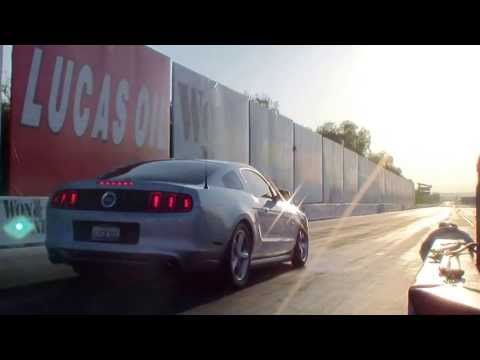 Project Silver Bullet: 2013 Roush-charged Mustang goes 7.28/98 mph (11.21/125)