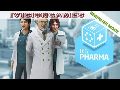 Big Pharma - Gameplay - Beginners Mode - King Of The Non-Prescriptions - Part 1