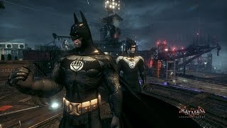 Batman Arkham Knight Blackest Night Dual Play