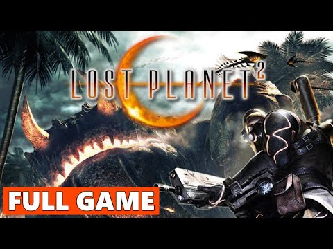Lost Planet 2 Full Walkthrough Gameplay - No Commentary (PS3 Longplay)