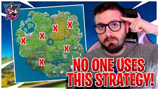 You HAVE to rotate through these AMAZING SPOTS in Fortnite Chapter 2