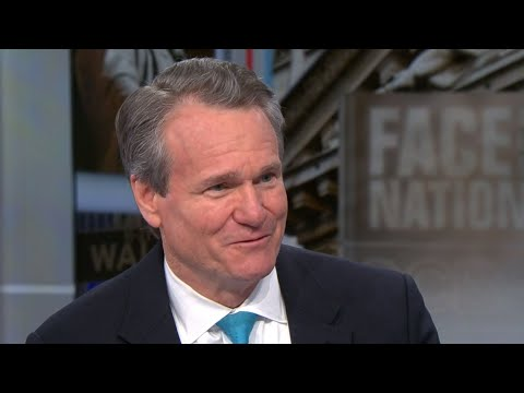 "Bank of America CEO Brian Moynihan on coronavirus: ""This is a war"""