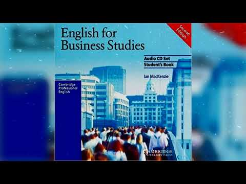 Cambridge English For Business Studies Students Book 2nd Edition CD